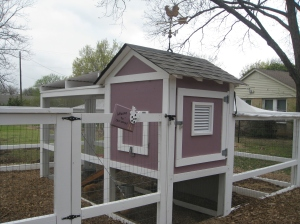 Oak Hill Academy Hen House
